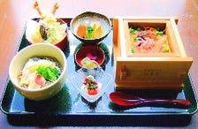 人気の季節限定『セイロ飯膳』