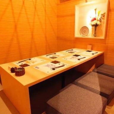 全席個室 居酒屋 九州和食 八州 宮崎橘通西店 店内の画像