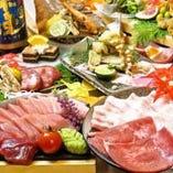 贅沢コース料理♪各種ご宴会におススメ!