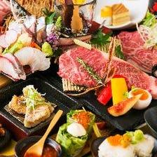 宴会向けコースは飲み放題付4000円~ご用意しています!