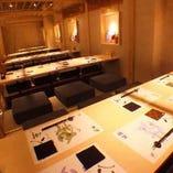 【2】上質な空間と完全個室で宴会をお楽しみいただけます!