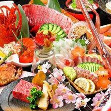 九州料理を堪能!飲み放題付4000円~