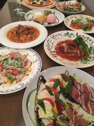 イタリア料理 ラ・プリマヴェーラ  コースの画像