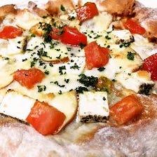 とろ~り4種のチーズピッツァ
