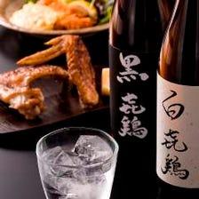 ◆宮崎の焼酎、福井の地酒
