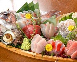 和の匠が吟味!豪華な新鮮刺身に煮魚/焼物/肉の逸品/揚物など充実