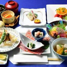 お手軽にご利用いただける会席料理「会席料理2,800円(税抜)コース」《レストラン限定》