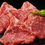 鮮度抜群のお肉