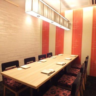 全席個室 鮮や一夜 横浜西口駅前店 店内の画像