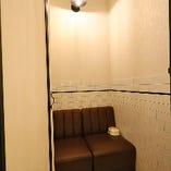 3部屋のうち1室は、授乳室やオムツ換えスペースとして利用できるベビールームを完備。お子様連れでもご安心ください。