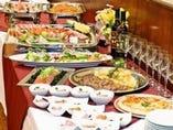 人気の立食パーティーもご利用頂けます。