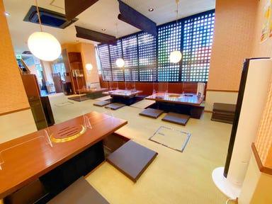 中野坂上 焼肉 ブルズ亭  店内の画像