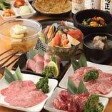 [一品料理も充実] お肉のお供からデザートまで豊富にご用意◎