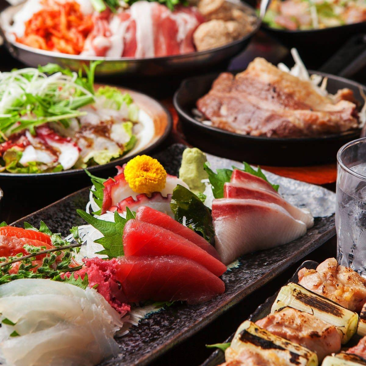 旬魚鮮肉×產地直營 北海道幾藏 上野本店