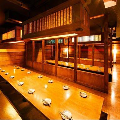 旬魚鮮肉×産地直営 北海道幾蔵 上野本店 店内の画像