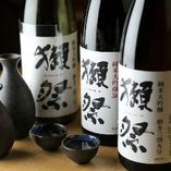 日本酒好きの方必見◎十四代や獺祭といった幻の日本酒飲み放題♪