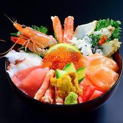 漁師の海鮮丼
