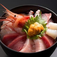 定番海鮮丼