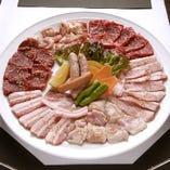 満腹プラン【食べ放題】(要前日までの予約、6名様~)