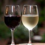 ソムリエ厳選『ワイン』やオリジナルドリンク【ヨーロッパ】