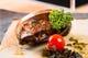 活けアワビのステーキなど 自慢の海鮮類もお楽しみください