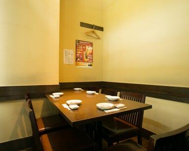 駒八 豊洲店 店内の画像