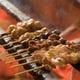 鹿児島県産のブランド鶏「さつま純然鶏」を使用。