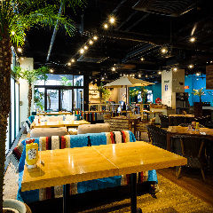 個室×西海岸カフェ Bora bora 立川店
