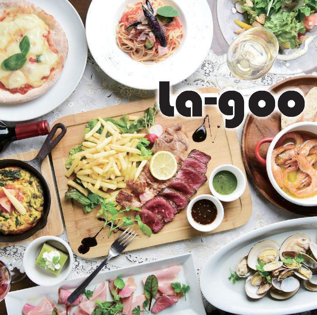 La‐goo ラグー
