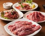 豊富な種類のラム肉を堪能出来るのはひげのうしだけ!!