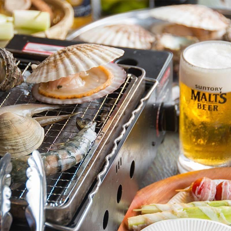 塊肉×新鮮牡蠣 ゲッコ 二子玉川