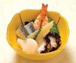 魚貝の酢の物