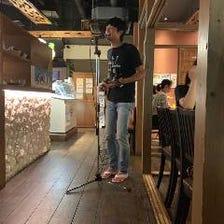 島唄ライブ開催♪