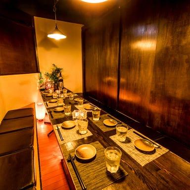 完全個室 肉居酒屋 五反田屋 五反田店 店内の画像