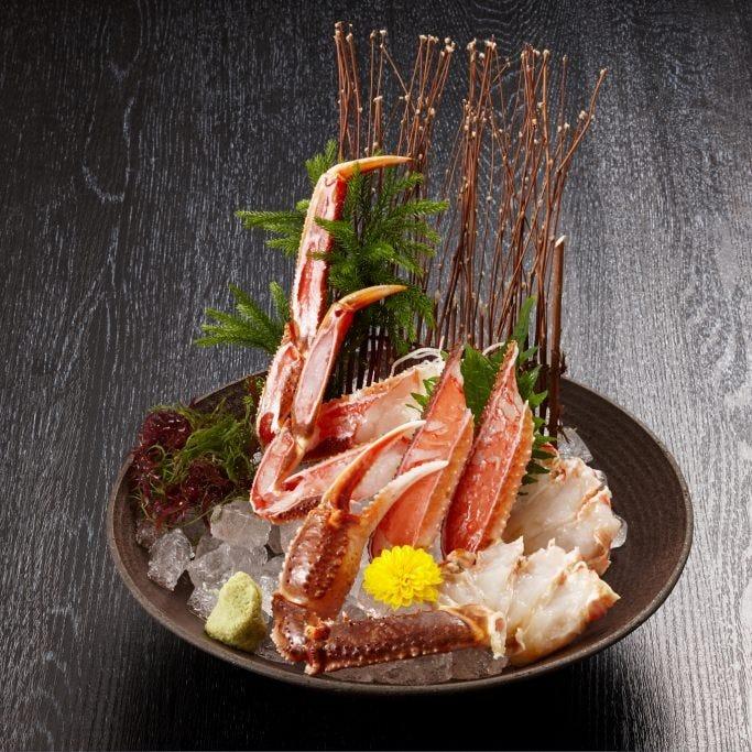 蟹料理◆専門店の質と味