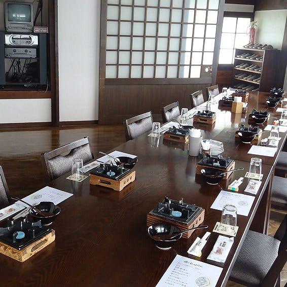 テーブル席・お座敷・大型個室