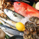 旬の鮮魚は毎朝豊洲市場で買い付け。厳選してきます♪