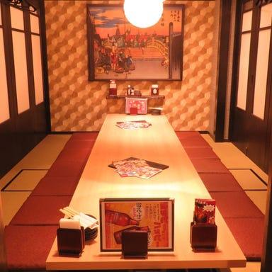 海鮮居酒屋 はなの舞 松戸東口店 店内の画像