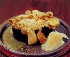 『 生うにのにぎり寿司』