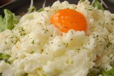 白身魚と卵白のふんわり炒め