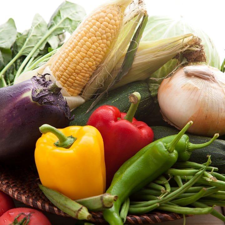 国産野菜100%使用