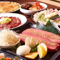 焼肉ホルモン市場 池上線ガード下物語 大崎店