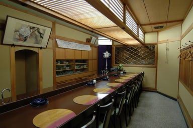 加賀料理 ばん亭  店内の画像