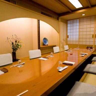 すき焼・割烹 銀座 吉澤  店内の画像