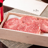 ステーキ折詰(折箱入)