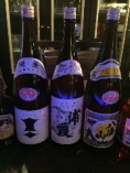 日本酒もあります!