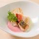 「天然鮮魚のポワレ」