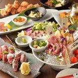 ◆ 飲み会は肉寿司で!◆