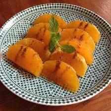 モロッコ家庭料理からデザートまで♪