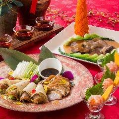 オリエンタルホテル 東京ベイ 中国料理 チャイニーズ・テーブル